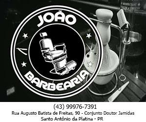 JOÃO BARBEARIA