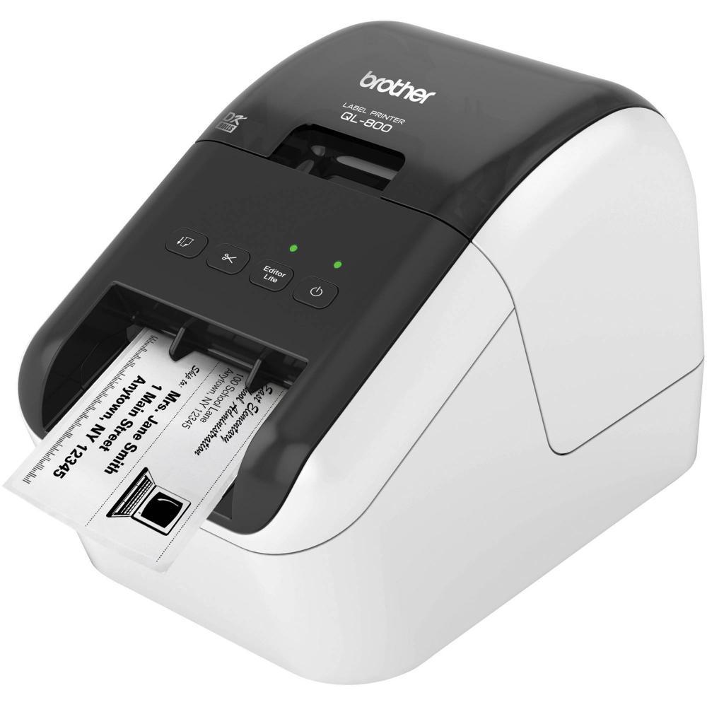 Impressora de Etiquetas Brother QL 800