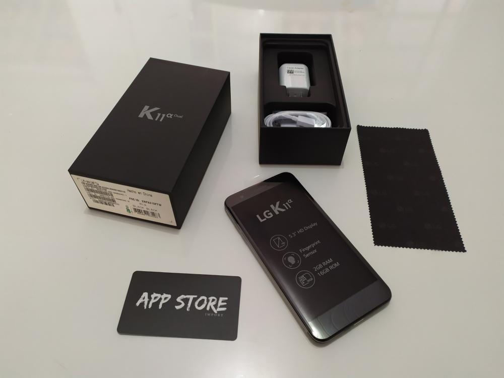LG K11 Dual