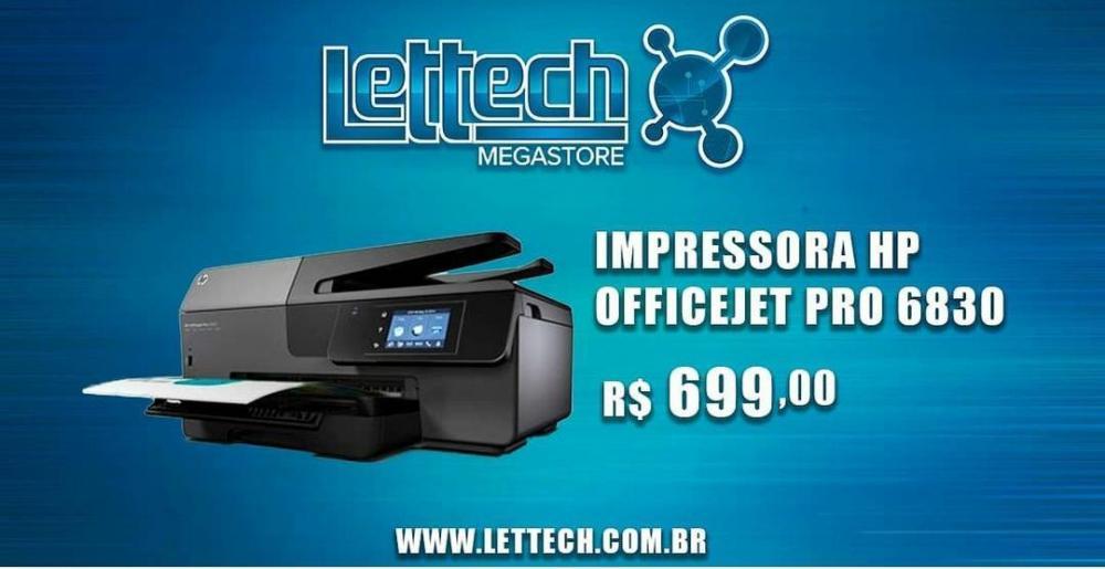 Impressora HP Officejet Pro 6830