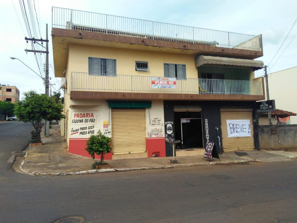 Sobrado Comercial a venda - Santo Antônio da Platina, Paraná.