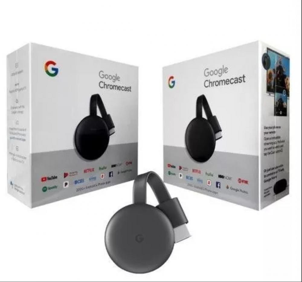RECEPTOR GOOGLE - Google Chromecast