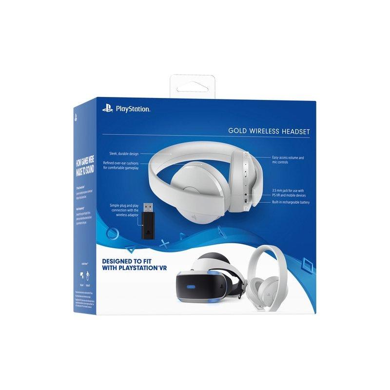 Headset New Gold Wireless Headset