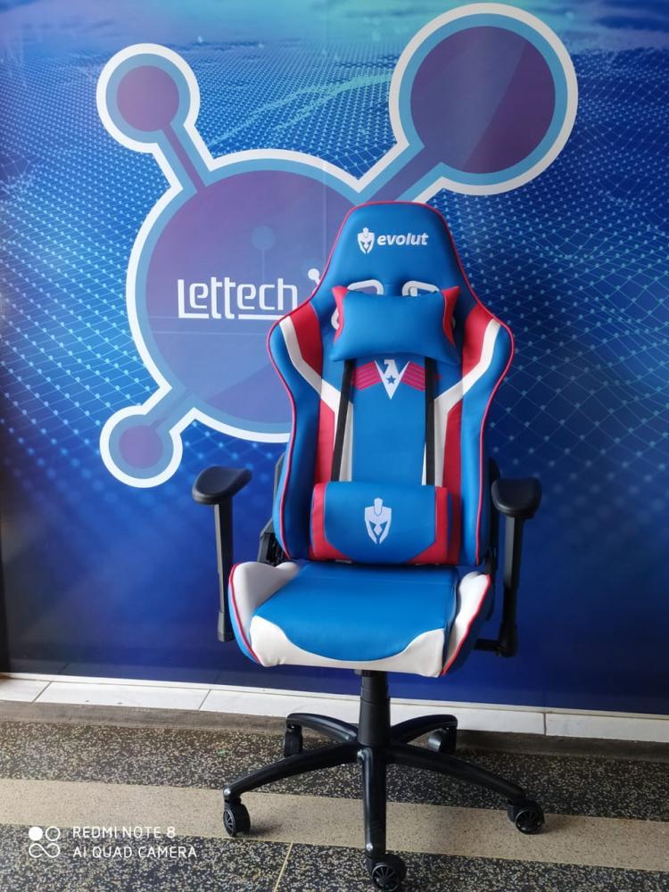 Cadeira Gamer Evolut EG-920 Capitão América