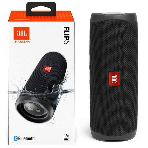 Caixa de Som Jbl Flip 5 Bluetooth