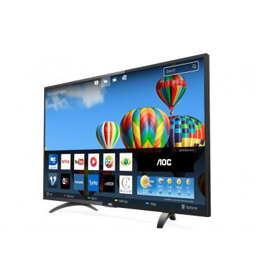 Smart TV LED 32 HD AOC 32S5295