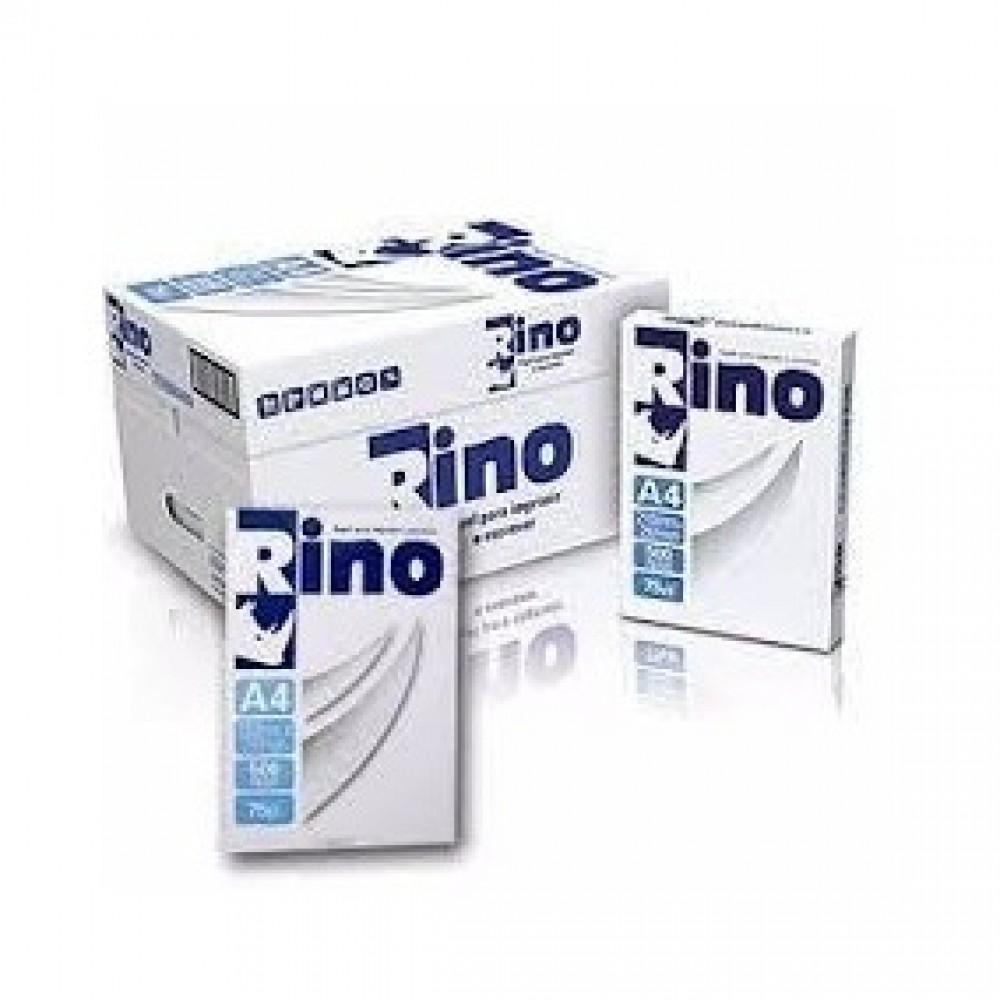 Papel Sulfite A4 75g Branco Rino PCT C/500 Folhas