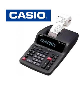 CALCULADORA DE IMPRESSÃO CASIO HR-100RC