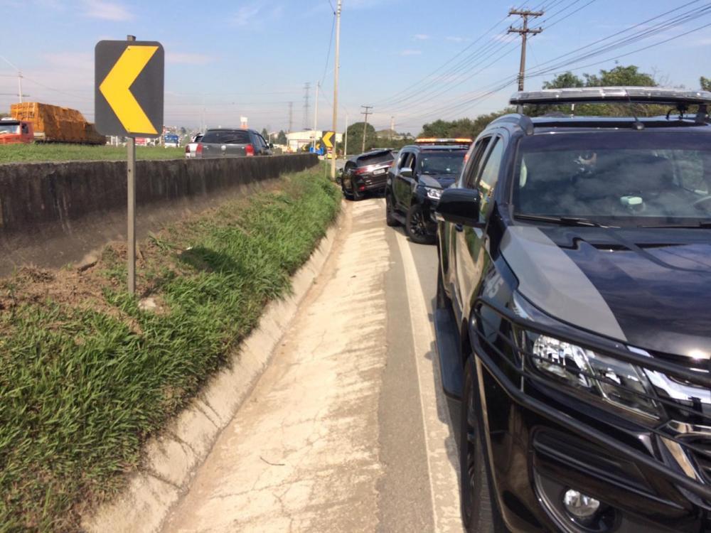 Suspeito levou carro de cliente e morreu após confronto (Foto: Djalma Malaquias – Banda B)