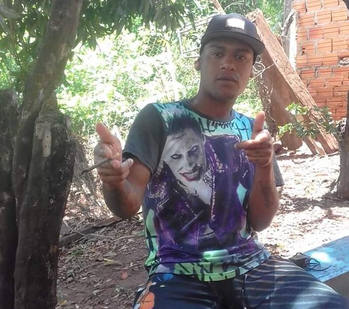 Wellington Hernandes Guimarães dos Santos, o 'Negueba', morreu em confronto com a PM - Facebook