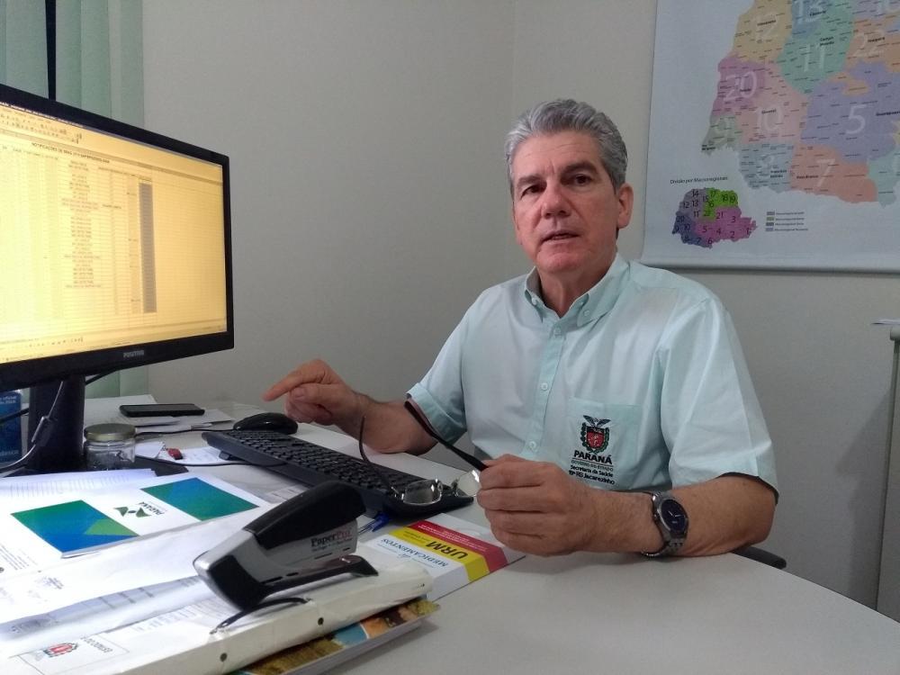 19ª Regional de Saúde alerta sobre riscos da H1N1 - Lucas Aleixo