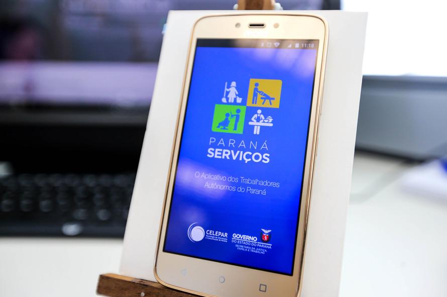 Aplicativo que ajuda contratar serviços atinge 18.800 usuários