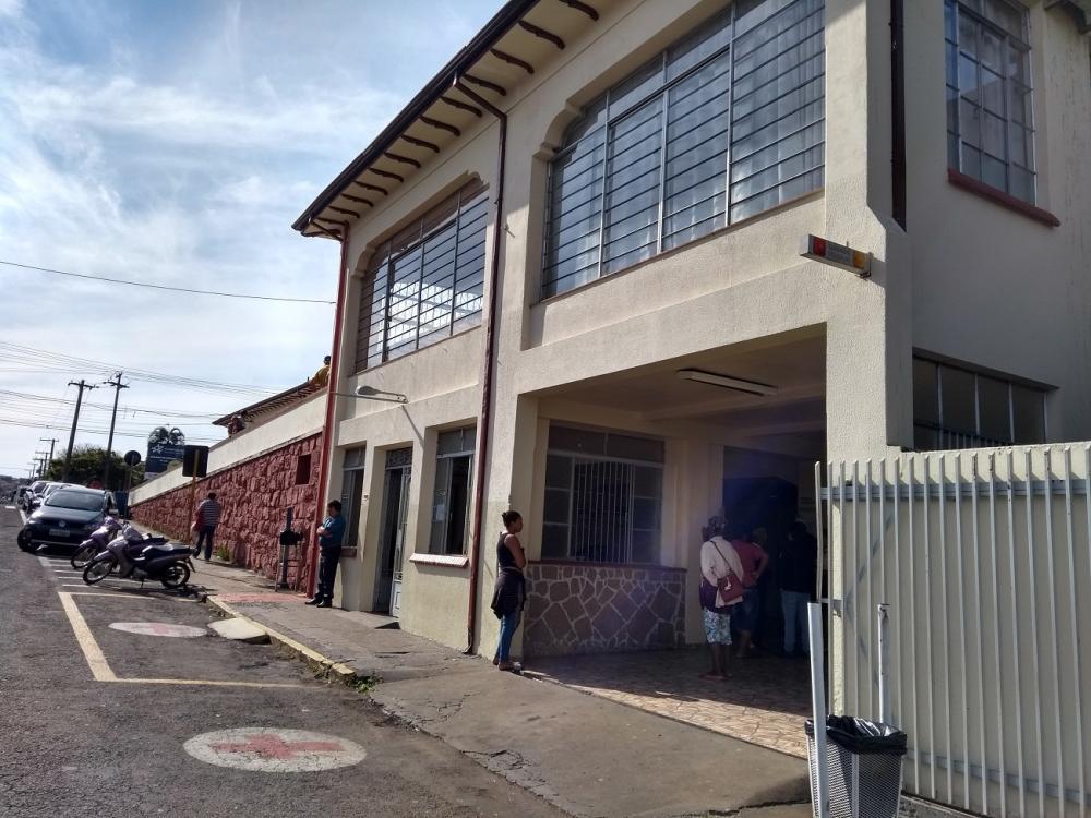 Pronto Socorro da Santa Casa tem grande procura de pacientes por atendimento - Lucas Aleixo