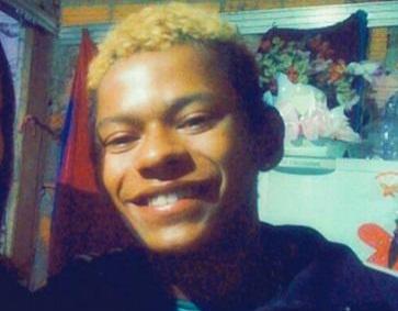 Maycon Duarte da Luz, o 'Maiquinho', confessou ter assassinado André Lopes a pauladas - Arquivo pessoal