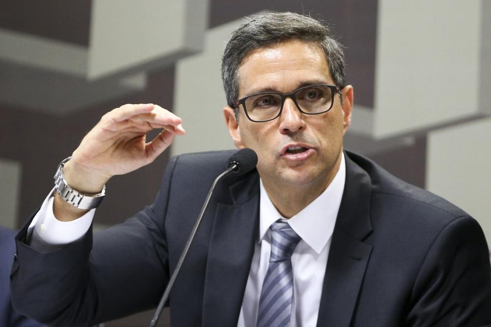 Presidente do Banco Central (BC), Roberto Campos Neto - Foto:Marcelo Camargo/Agência Brasil