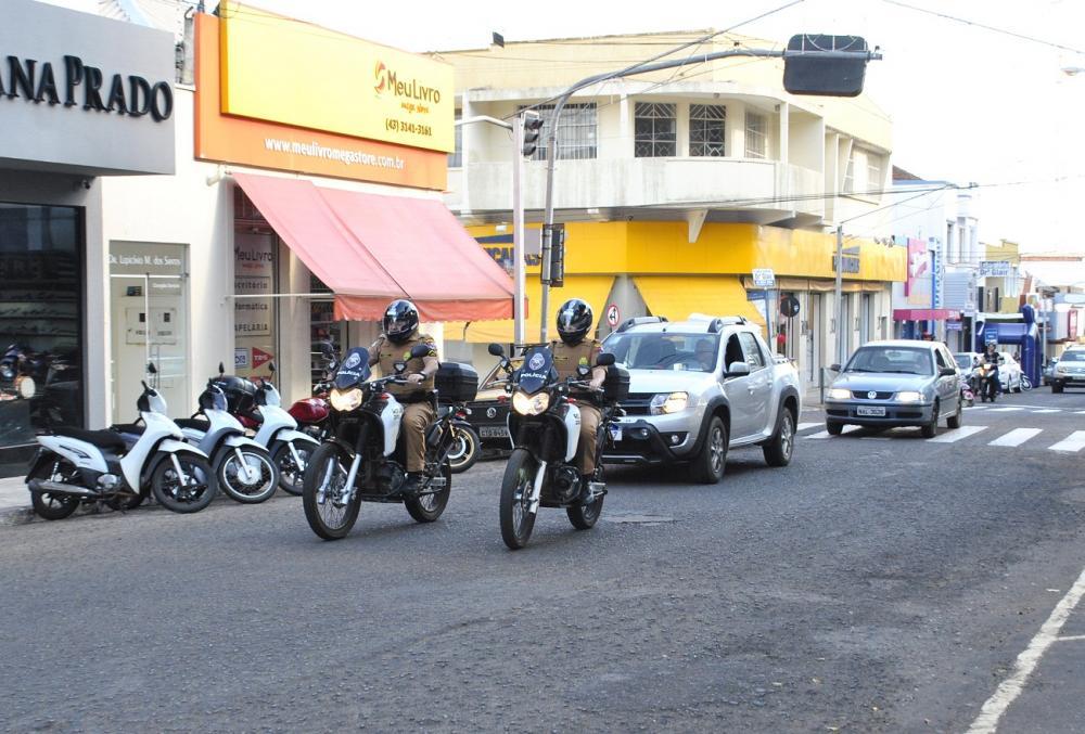 Equipe Rocam retomou o patrulhamento ostensivo em Santo Antônio nesta quinta-feira (8) - Foto: Antônio de Picolli