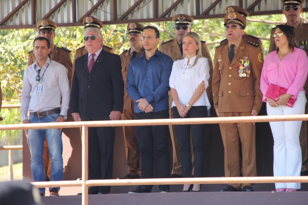 2º BPM comemora 165 anos da Polícia Militar do Paraná