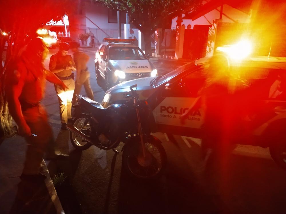 Suspeitos foram detidos da Rua 7de Setembro, área central da cidade - Fotos: Luiz Guilherme Bannwart
