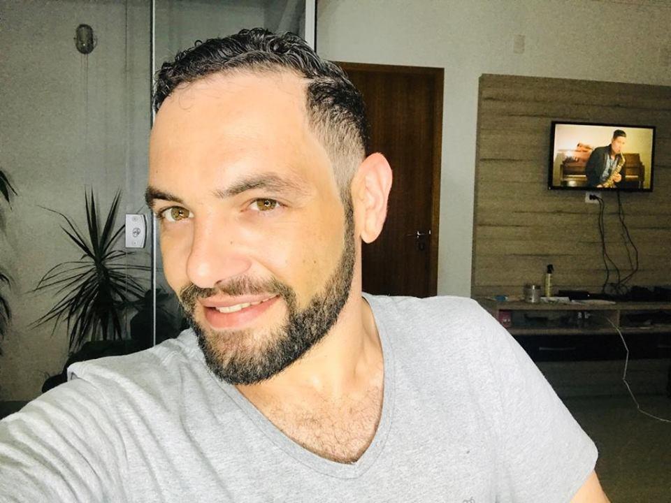 Andrei Francisquini foi morto a tiros no dia 12 de maio no centro de Curitiba - Arquivo