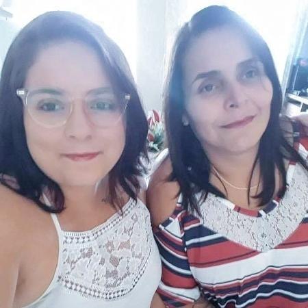 Márcia e Lariane são prova do amor entre mãe e filha. Foto: Arquivo Pessoal