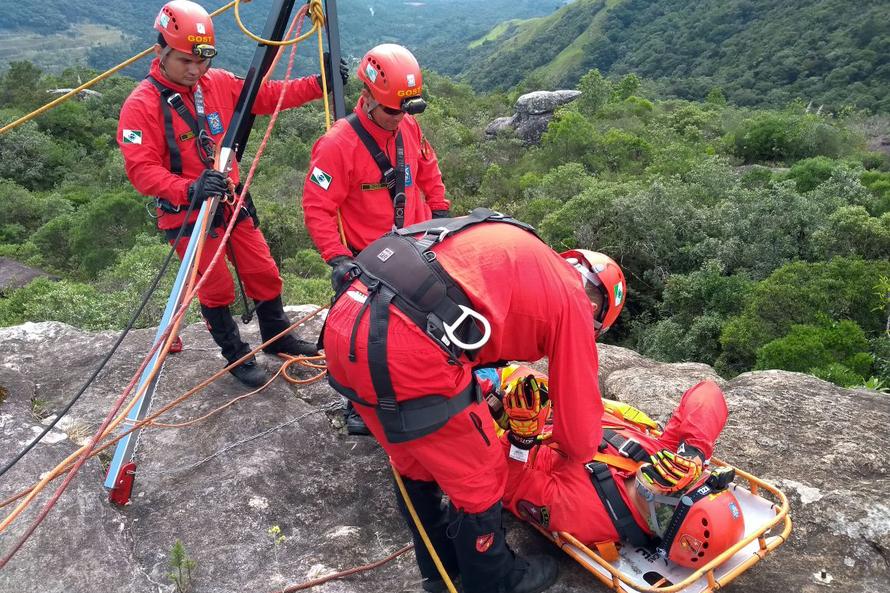 Objetivo é prepará-los para agir de forma rápida e eficiente em situações muito além do combate a incêndios - AEN