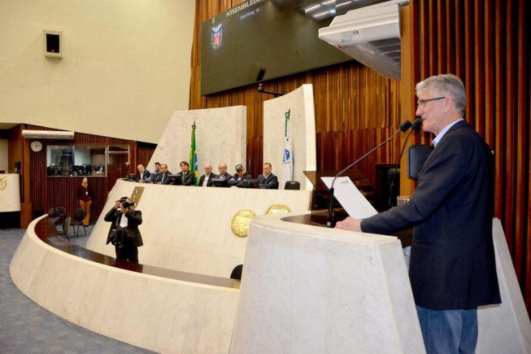 Secretário Norberto Ortigara – Foto AEN