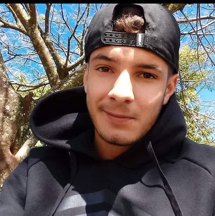 Juan Davi foi assassinado na madrugada de domingo (8) em Wenceslau Braz - Arquivo pessoal