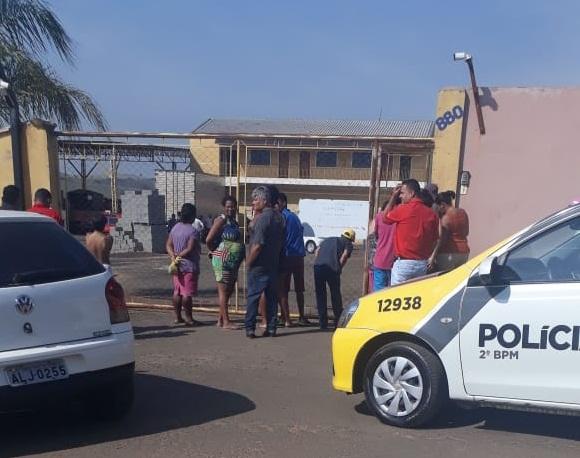 Ivo Donizete Gomes foi encontrado morto em sua construtora no bairro Aeroporto