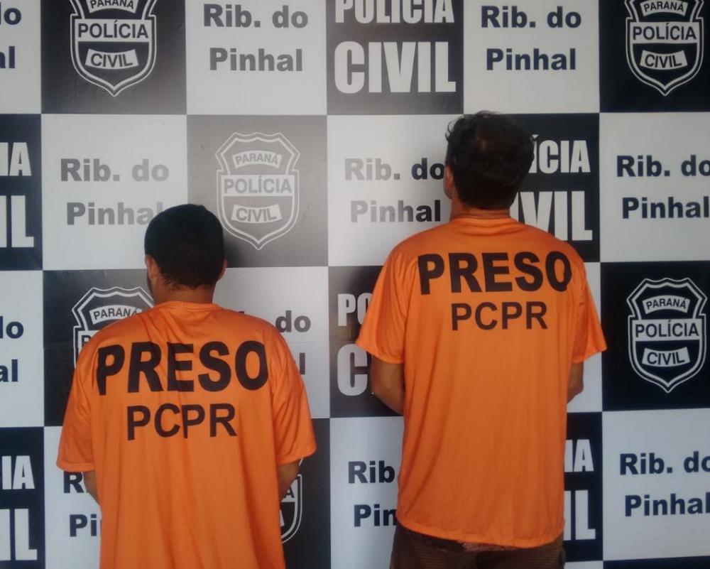 Divulgação - PCPR
