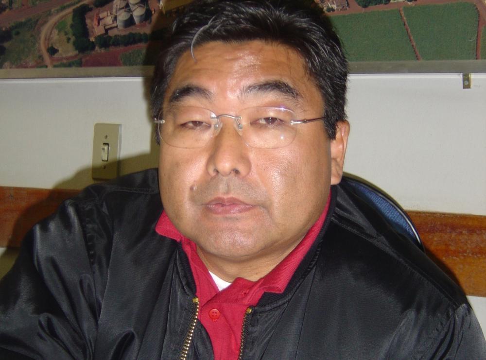 Ex-prefeito de Andirá, Carlos Kanegusuku - Arquivo