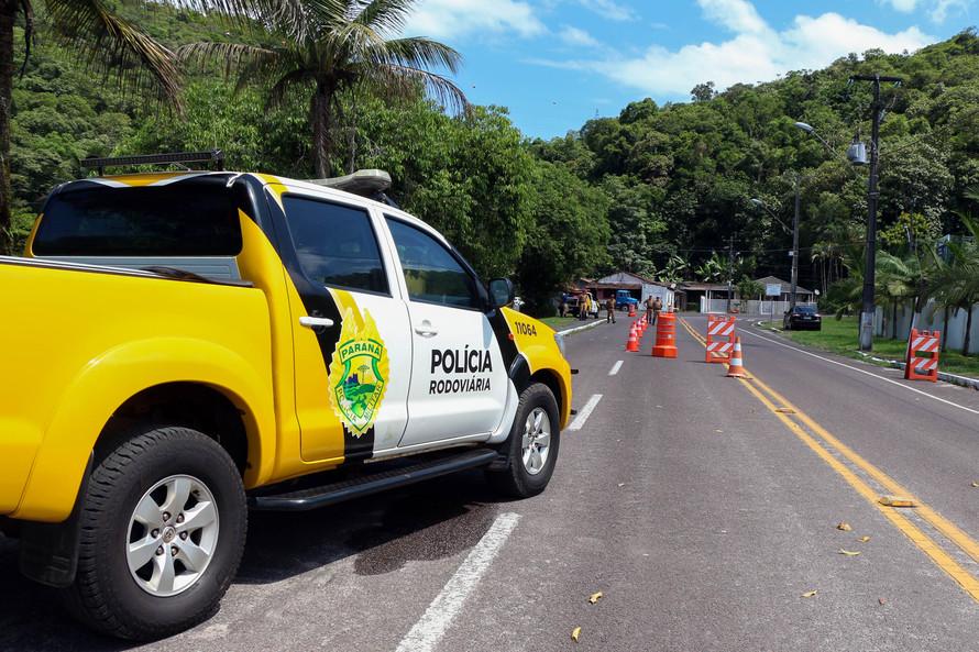 Operação visa garantir a tranquilidade e a segurança da população paranaense e dos turistas - AEN