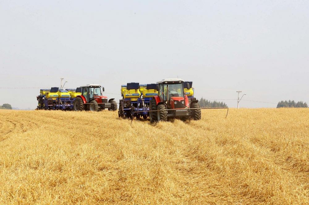 Para os agricultores, a medida garante maior capacidade de planejamento - AEN