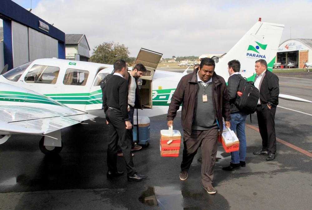 Governo estuda a troca de aeronaves utilizadas no serviço em razão do aumento da demanda, que cresceu 208% entre 2011 e 2018 - AEN