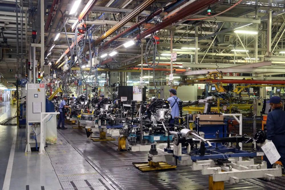 No ano, o Paraná liderou a produção nacional nos segmentos automotivo e de alimentos - AEN
