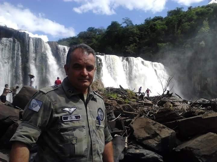Soldado da Polícia Ambiental morre afogado no Rio das Cinzas