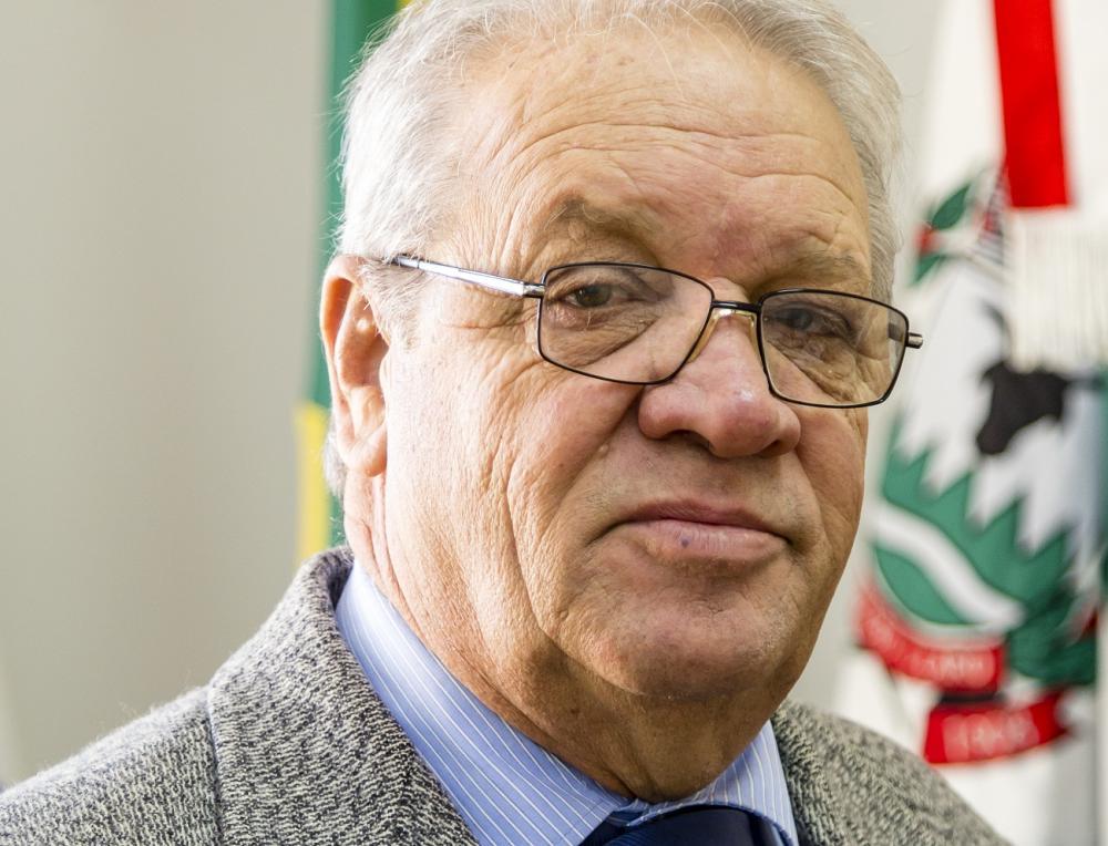 Prefeito Mário Pereira - Divulgação