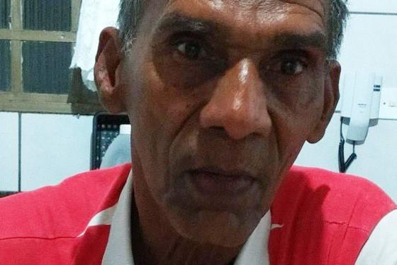 À Polícia Civil, o rapaz disse que enterrou o corpo do pai em um canavial da região. Foto: Divulgação/Polícia Civil