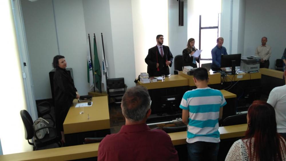 Keoma Augusto Oliveira de Souza foi absolvido da acusação de homicídio por falta de provas - Foto: Junior Queiroz