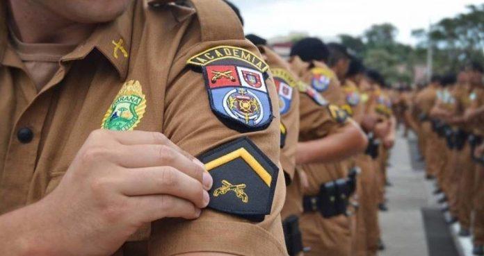 O CONCURSO PREVÊ A CONTRATAÇÃO DE 2 MIL PMS E 400 BOMBEIROS; ALÉM DE 300 POLICIAIS, 50 PAPILOSCOPISTAS E 50 DELEGADOS DA POLÍCIA CIVIL. FOTO: AEN
