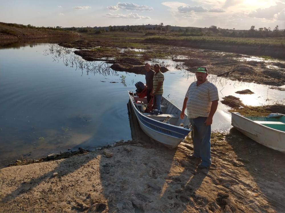 Atualmente Chavantes acumula 13,85% de volume útil do reservatório - Foto: Luiz Guilherme Bannwart
