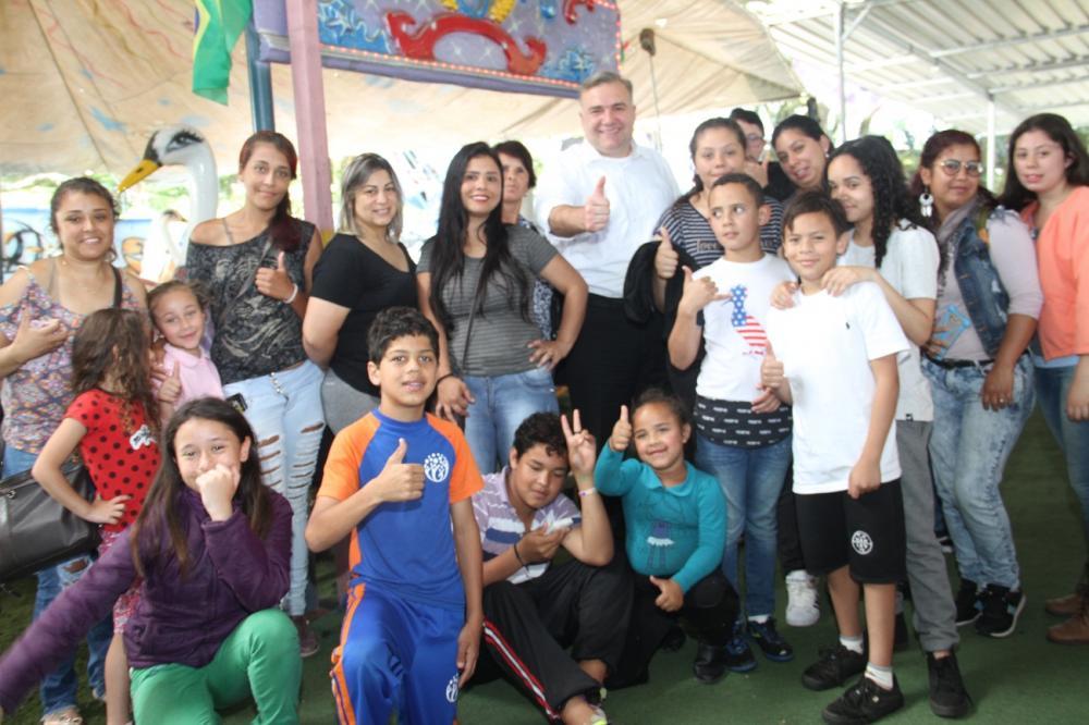 O programa visa o acompanhamento do desenvolvimento infantil integral na primeira infância - AEN