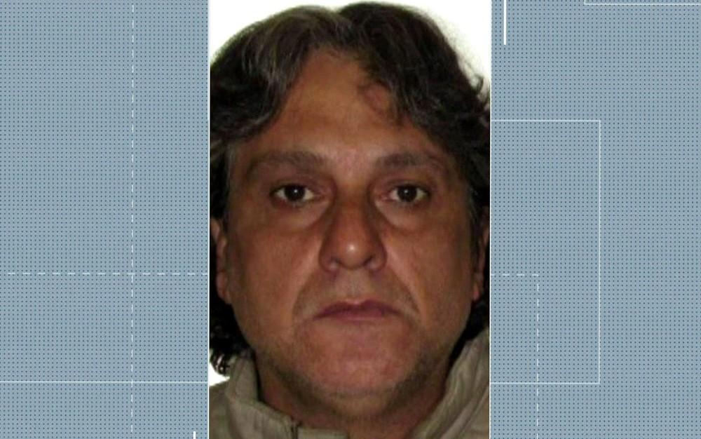 Paulo Cupertino Matias é procurado pela polícia acusado de matar ator Rafael Miguel, o pai e a mãe dele — Foto: TV Globo/Reprodução
