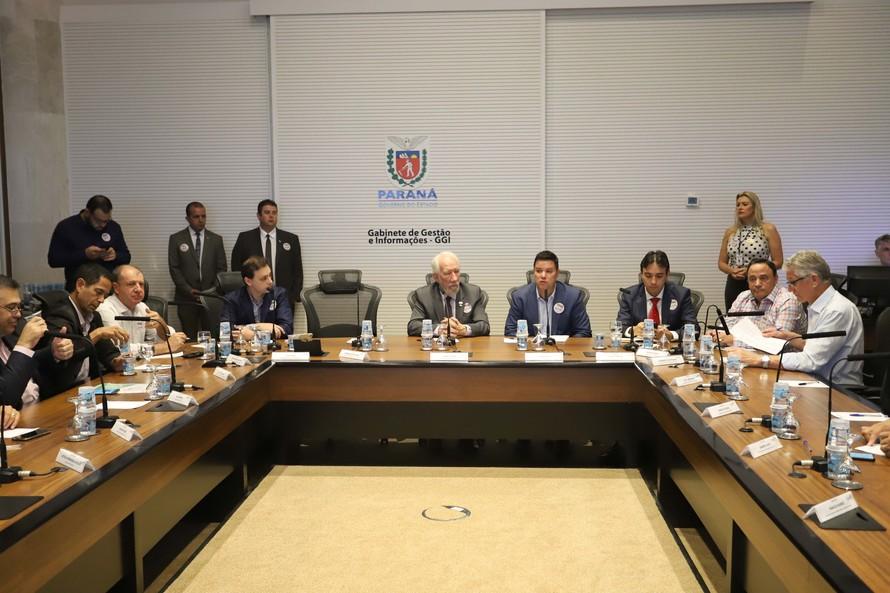 Dados foram apresentados na reunião do secretariado - AEN