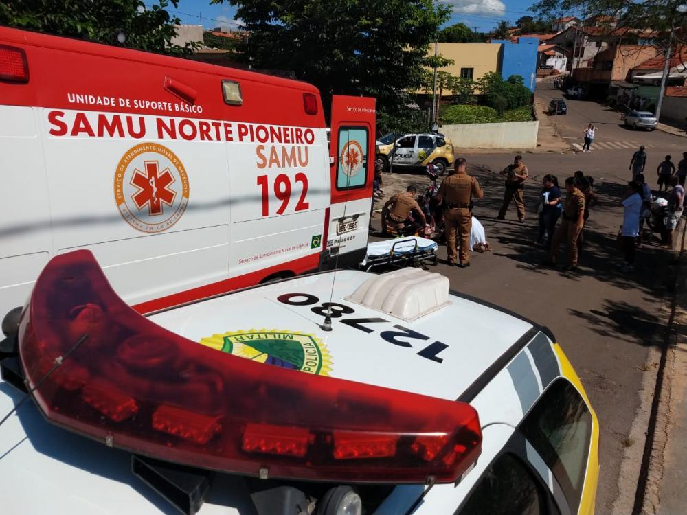Vítima foi atingida por pelo menos oito tiros de pistola calibre 380 - Fotos: Luiz Guilherme Bannwart