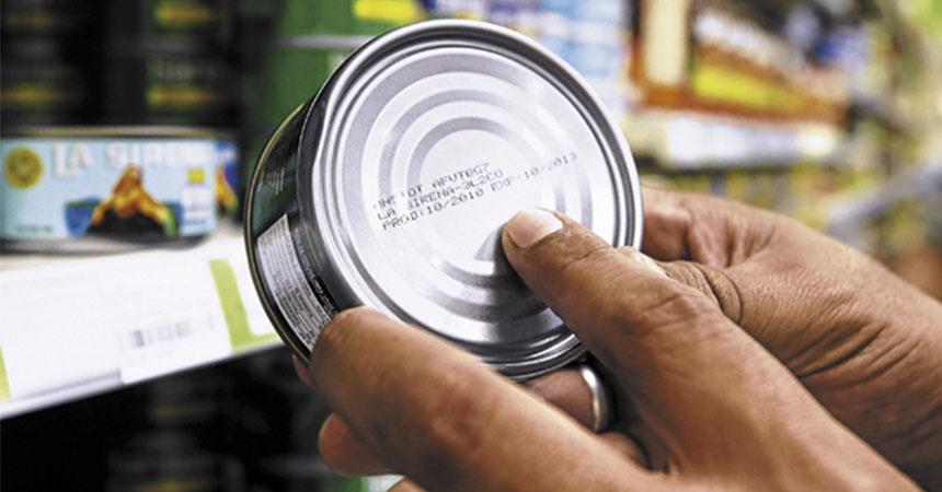 Cuidado com alimentos vencidos – Foto Nação Verde
