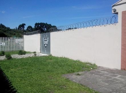 Dicas seriam para detento da Delegacia de Colombo (Foto: Arquivo Banda B)