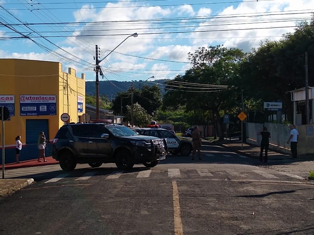Fuga e rebelião na cadeia de Santo Antônio da Platina