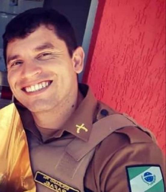 Soldado Rafael morreu em confronto – Reprodução