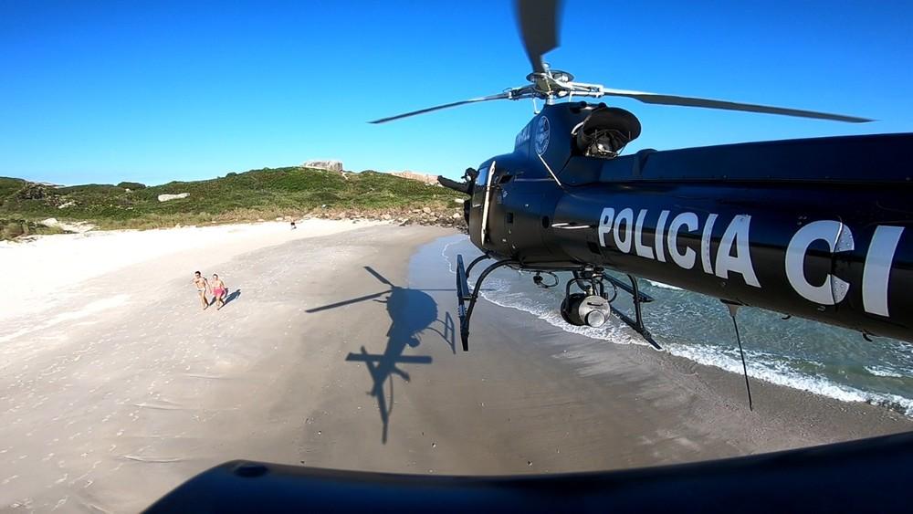 Guarnição informou que novas ações como esta devem ocorrer no estado — Foto: Polícia Civil / Divulgação