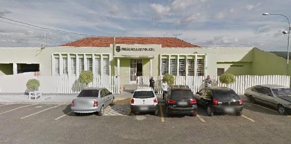 Caso foi repassado à Delegacia de Jaguariaíva (Reprodução Google Street View)